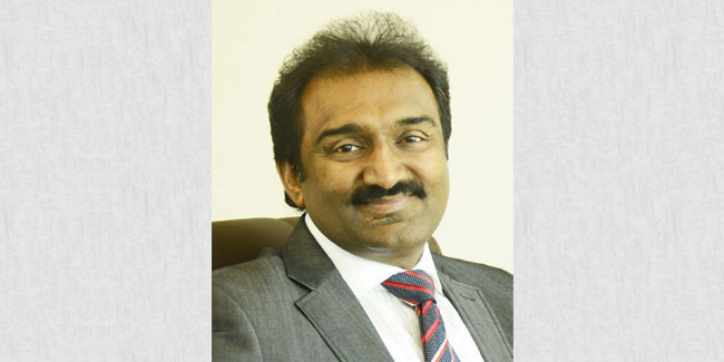 Prashant Tiwari, Chairman, Prateek Group