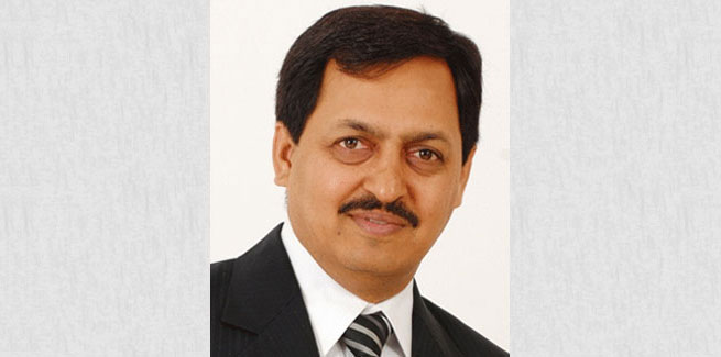 Kishor Pate, CMD, Amit Enterprises Housing Ltd