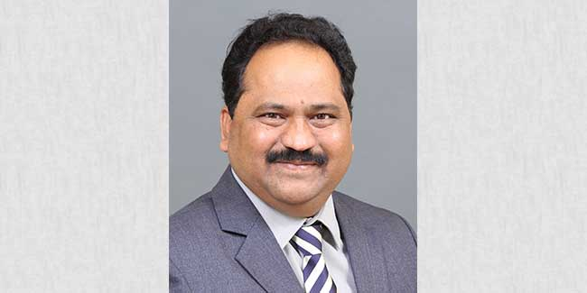 Anil Pharande, Chairman, Pharande Spaces