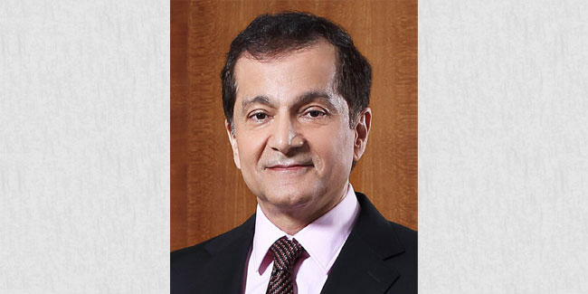 Surendra Hiranandani, Chairman and Managing Director, House of Hiranandani