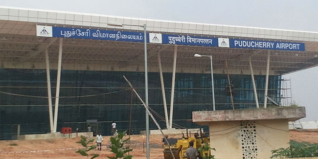 Aai Signs Tripartite Agreement To Operationalise The Puducherry Airport