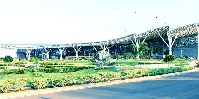 AAI plans city side development of Swami Vivekananda Airport