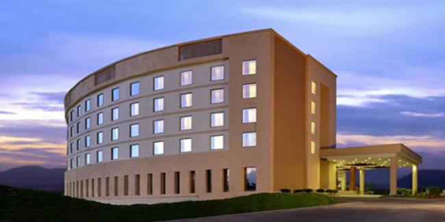 Three star hotel at Rushikonda