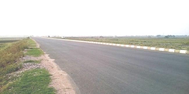 Four Laning of patna – Bakhtiyarpur section