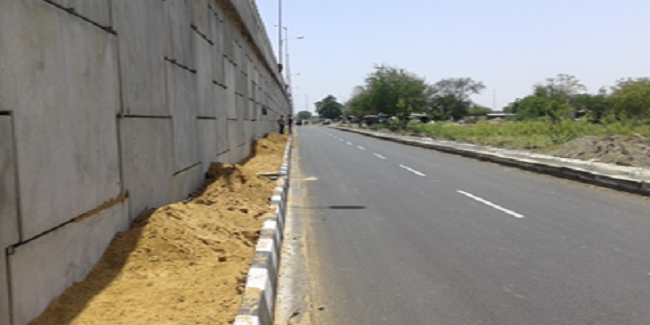 Four laning of Ahmedabad to Godhra Section