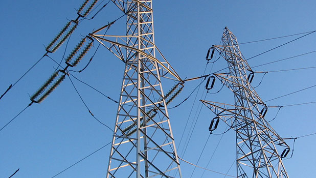 Power transmission project in Haryana