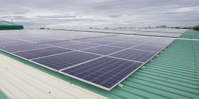 AAI commissions Rooftop solar system at Ahmedabad airport