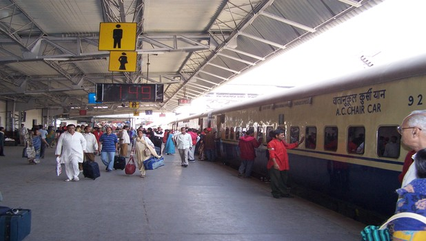 Railways to auction station redevelopment projects worth Rs 30,000 crore