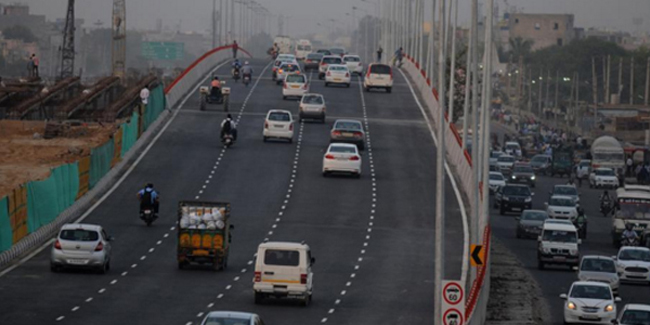 NHAI inaugurates bridge near Hero Honda chowk