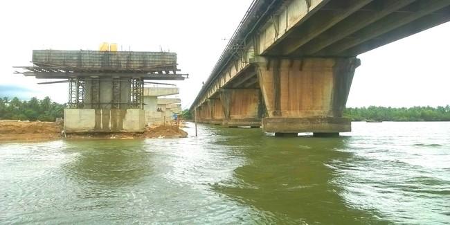 Four laning of Goa/ Karnataka Border to Kundapur section