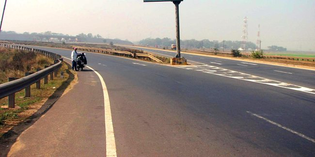 Four laning of Chichira to Kharagpur section