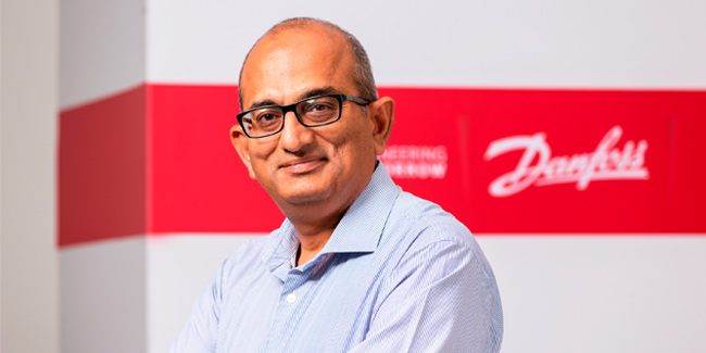 Ravichandran Purushothaman, President, Danfoss Industries Pvt Ltd