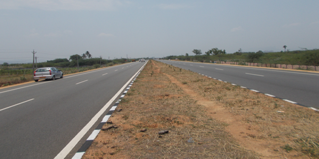 Four laning of Tirupati - Tiruthani - Chennai section