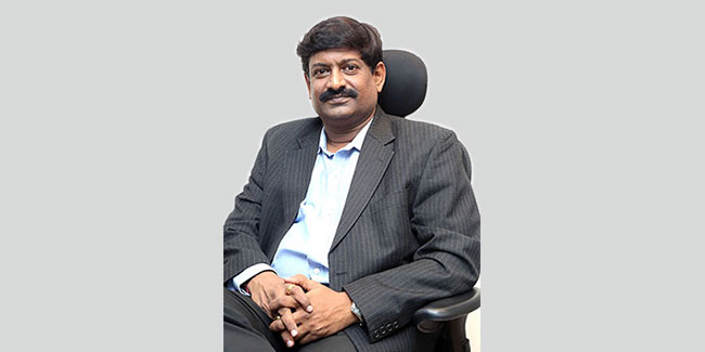 Raghavendra Mirji, Associate Vice President & Business Head – Power Infrastructure & Renewable Energy Business, Godrej