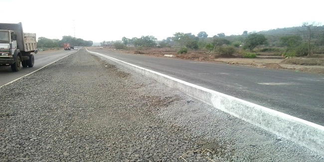 Four Laning of Panvel - Indapur Section