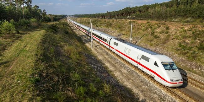 German railways to collaborate on running high speed rail
