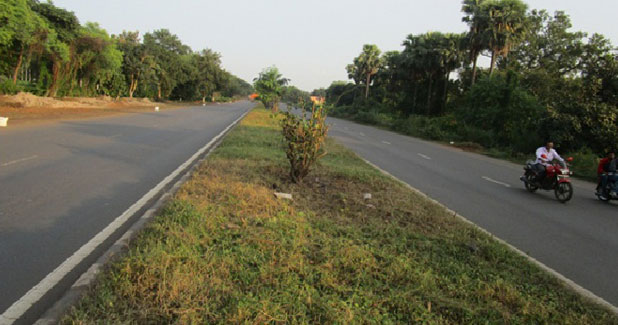 6-laning of Barwa Adda – Panagarh section