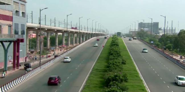 Foot Over bridges in Gurgaon – Kotputli
