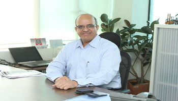Cavas Dumasia, Vice President - Marketing & Sales, Godrej Material Handling