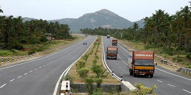4 Four Laning of Raipur to Kodebad Section