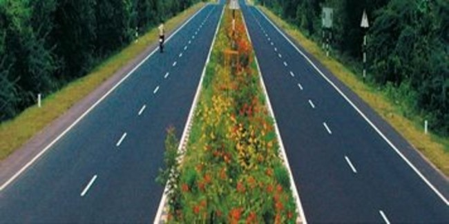 Four laning of Alibag to Vadkhal section