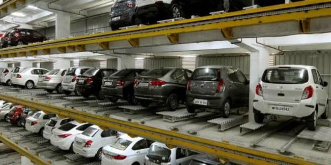 Multilevel Car Parking Facility in Thoothukudi