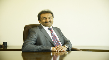 Mayur Shah, Managing Director, Marathon Group and President CREDAI,MCHI