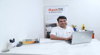 Ramakant Pandey, Founder & Director, RachTR Chemicals