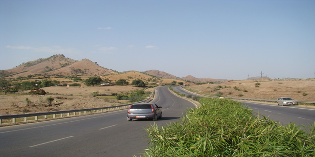 Mumbai-Vadodara Expressway project