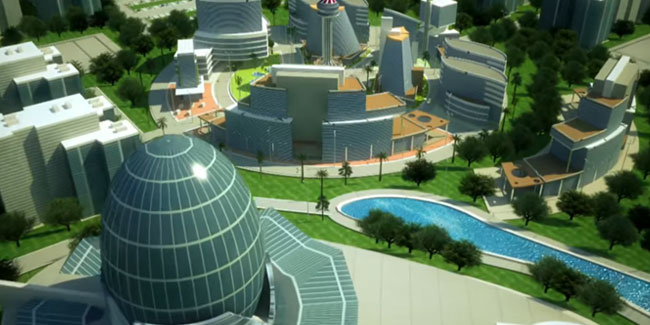 Futuristic City - Dholera SIR