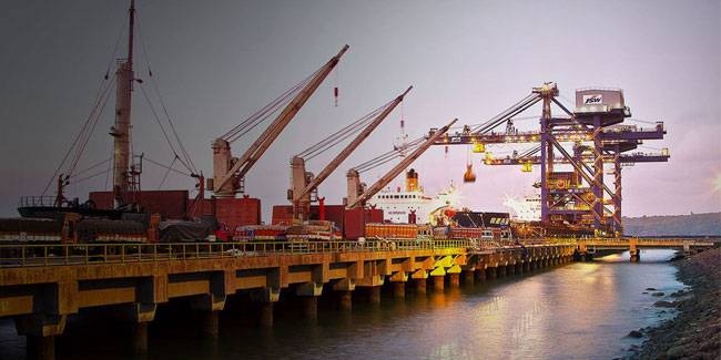 JSW Infrastracture plans investment of Rs 8000 crore for port capacity expansion projects