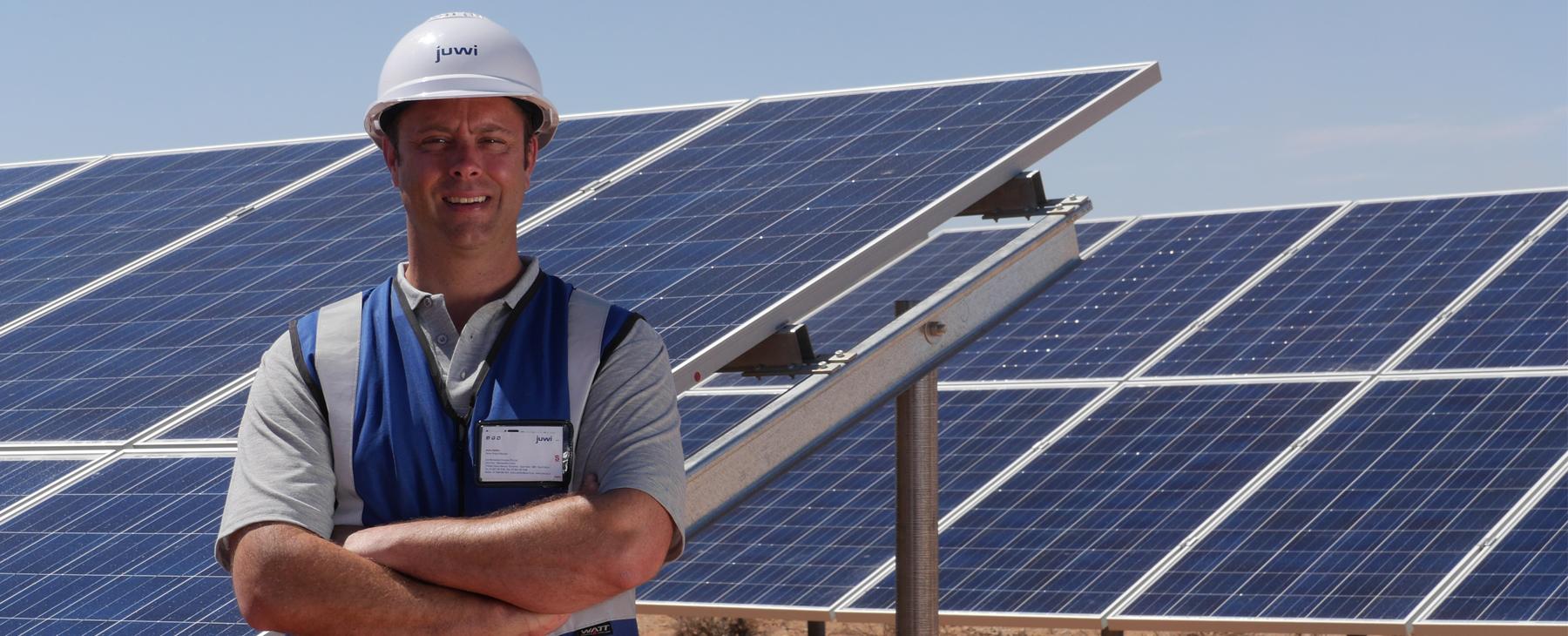 Juwi Group commissions 135 MW Solar power project in Karnataka