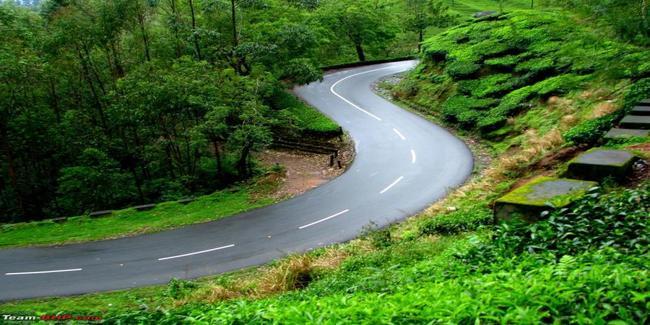 Road projects in Kerala