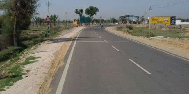 Two Laning of Karauli - Dholpur Section