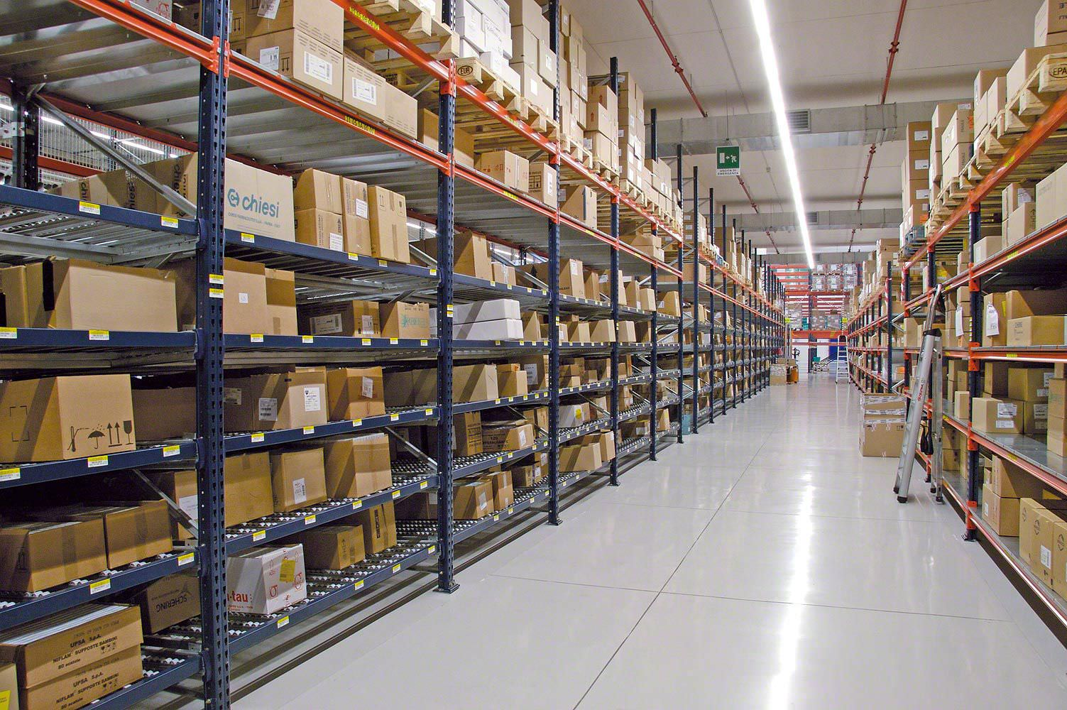 Warehouses in Southern India
