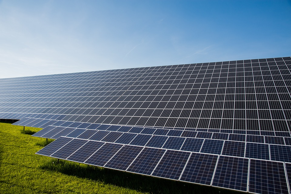 50 MW solar project in Rajasthan