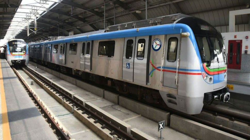 Hyderabad metro project