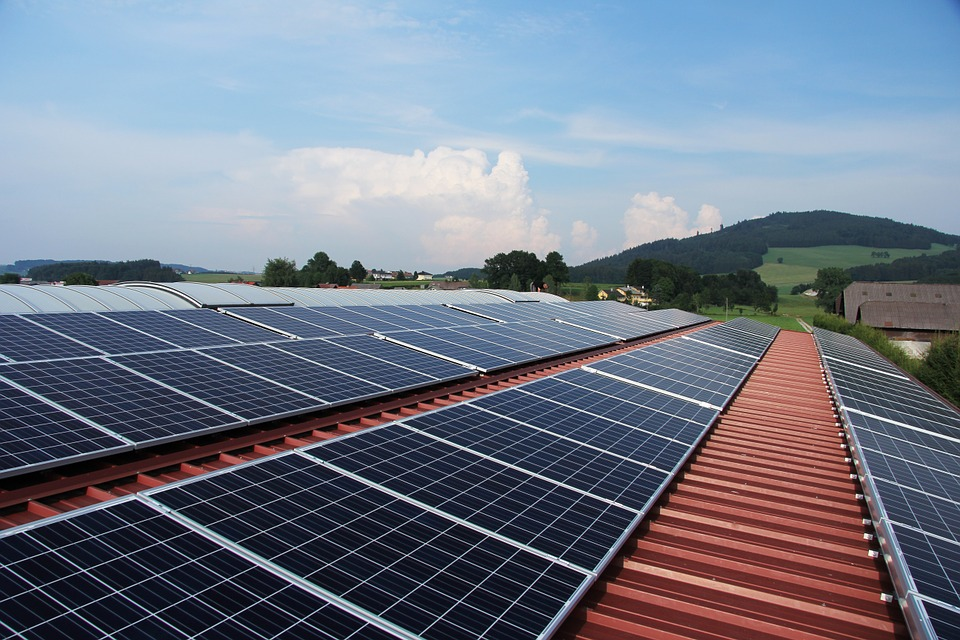 550 MW grid-connected solar photovoltaic (PV) in JV