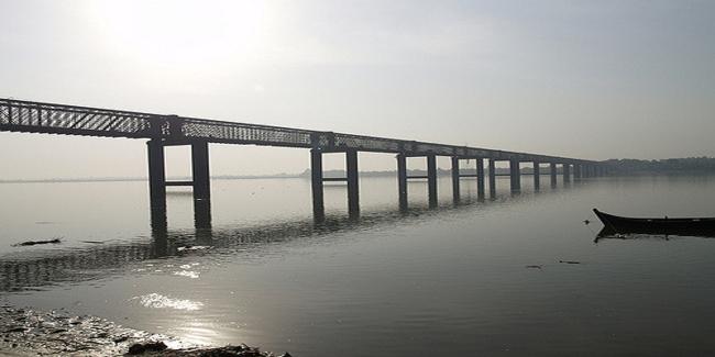 R&M works on 1st and 2nd Narmada Bridge