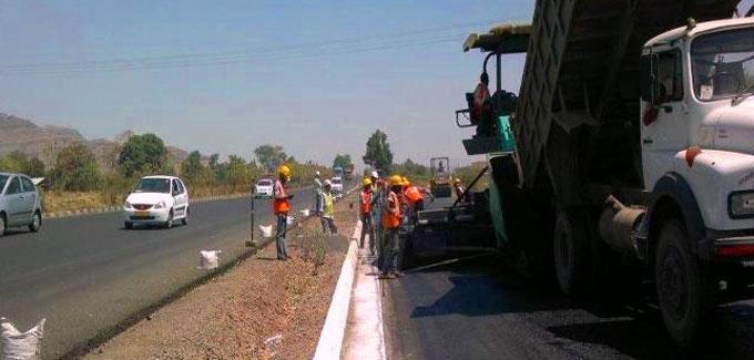 Six Laning of Pune to Satara Section