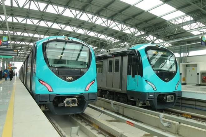 Patna Metro project