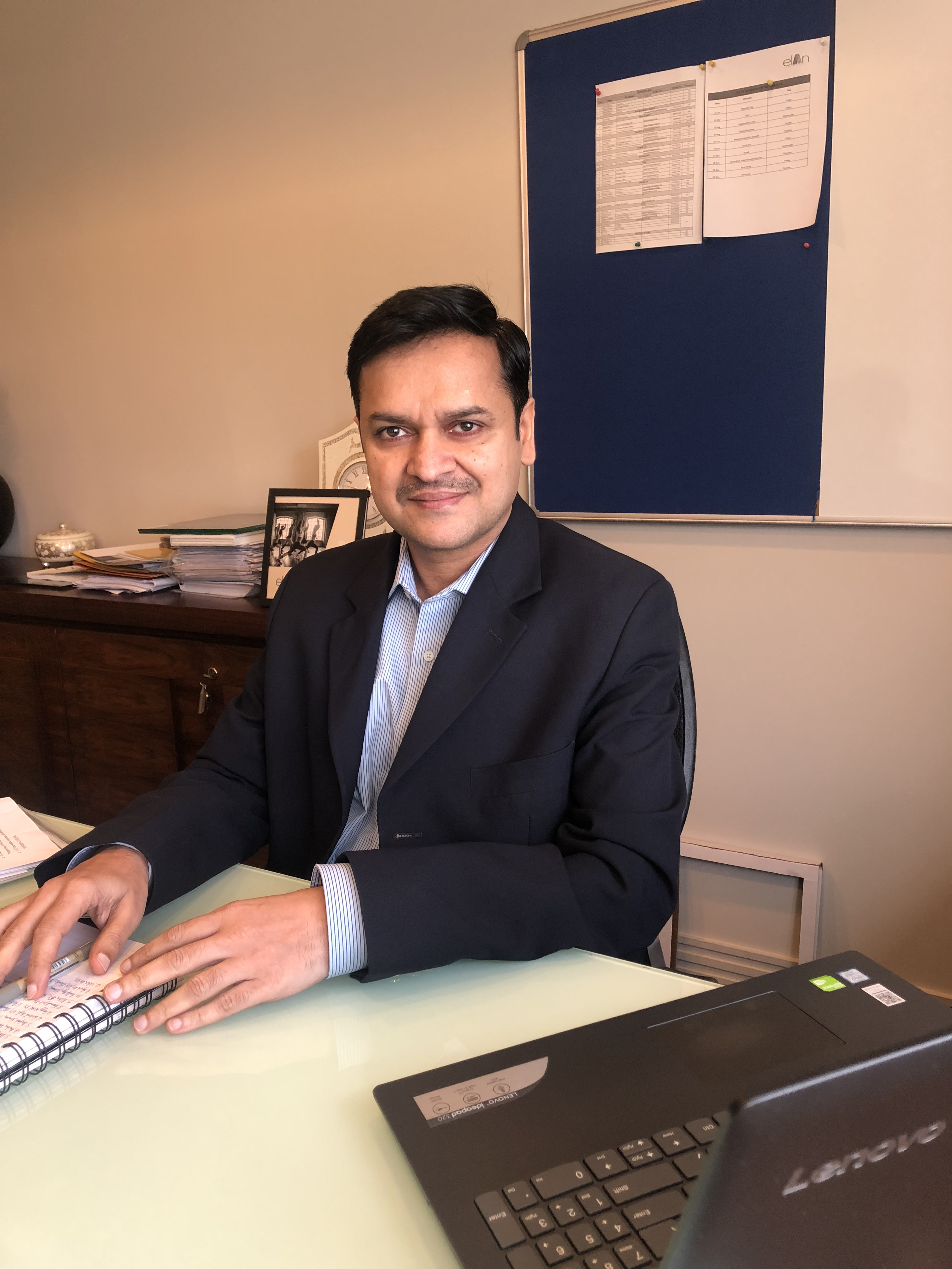 Reality Insights | Q & A With Raj Singhal, CEO, Elan Group