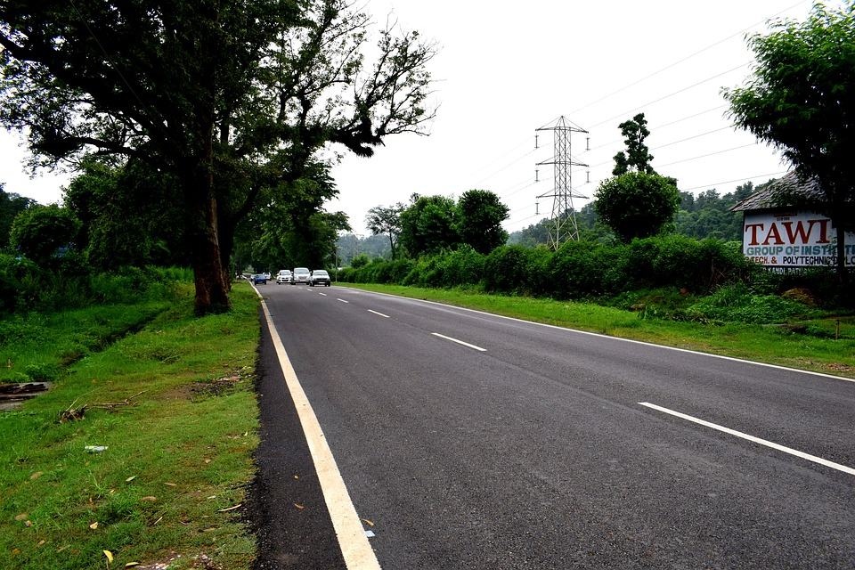 Upgradation to 4-lane with Paved Shoulder of Jammu-Akhnoor road