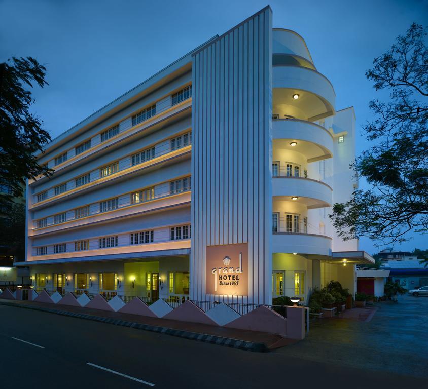 Four-star hotel at Ernakulam South Metro station