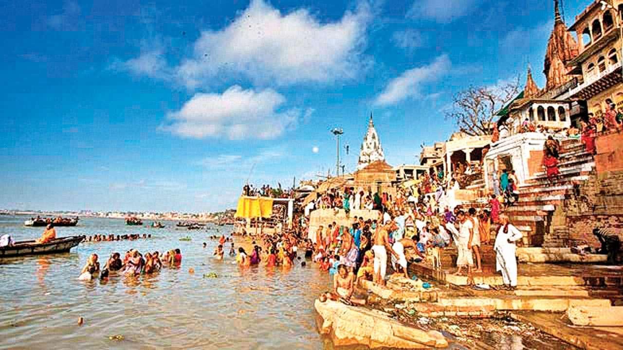 Four Namami Gange projects for Mathura