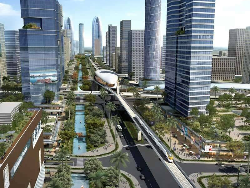 Nagpur Smart City Project