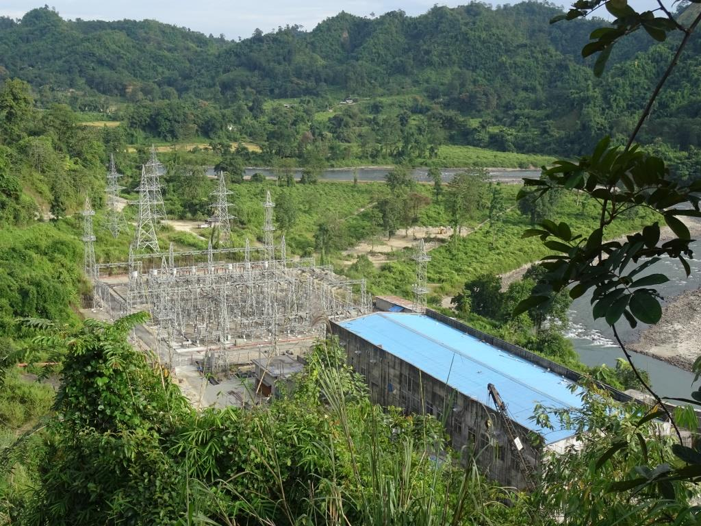 110-MW Pare Hydroelectric Plant