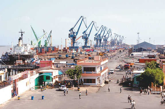 Smart Industrial Port Cities coming up at Paradip