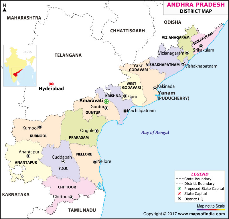Two universities to come up in Andhra Pradesh