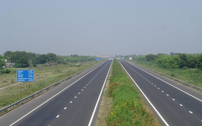 Four Laning of Fagne-maharashtra / Gujarat Border Section